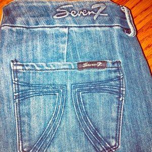 SEVEN Wide-Leg Jeans!👖 Sz 12